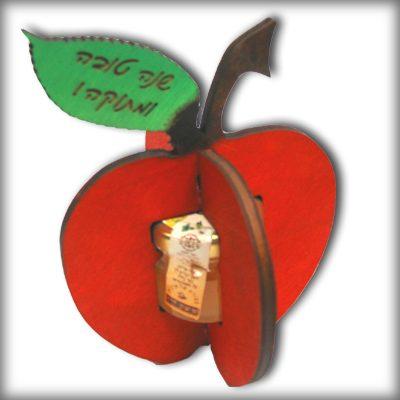 תפוח עץ בשילוב צנצנת